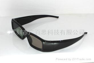 主动式快门3D眼镜 主动快门式3D眼镜 2