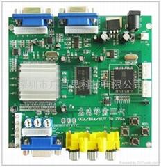 高清解霸3代双VGA