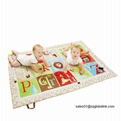 100% Baby Cotton Play Mat  Multifunction Carpet