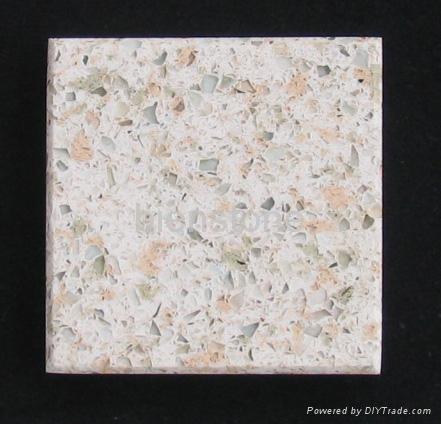 Quartz artificial Stone for countertops, vantity tops 5