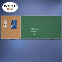厂家批发组合软木留言板 软木板白板绿板黑板相互组合 按需定做