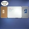 廠家批發組合軟木留言板 軟木板白板綠板黑板相互組合 按需定做 2
