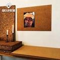 批發唯基軟木板 軟木板價格實惠 幼儿園學校軟木板照片牆工廠直銷 2