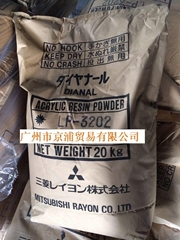 無鹵素丙烯酸樹脂