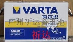 瓦尔塔VARTA蓄电池