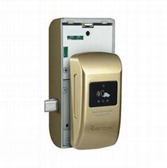 必达感应柜锁通用款6100E-12GX