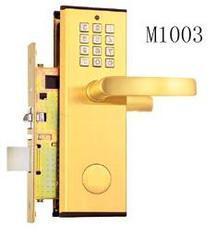 密码智能门锁