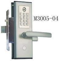 密码+TM卡智能门锁