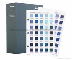 潘通PANTONE棉布版策划手册FHIC300国际标准服装纺织TCX色卡新品