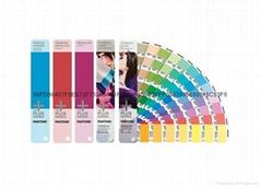 PANTONE彩通專色指南套裝GP1605N國際標準專色金屬粉彩色色卡新品
