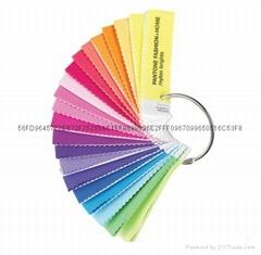 PANTONE彩通尼龍鮮艷色套裝 FFN100 國際標準服裝家居尼龍色色卡