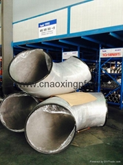 STAINLESS STEEL PIPE FIT
