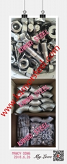 Stainless steel bolt nut washer