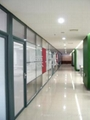 办公高隔断单玻璃隔墙