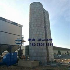 麻石脱硫除尘器维修改造新建