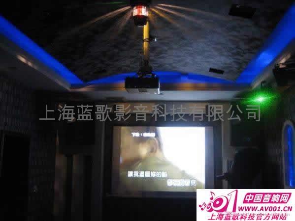 安裝維護上海KTV音響系統 2