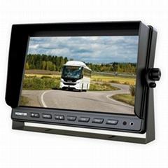 HD 10.1 Inch Car Rear view Backup Rotating Color LCD TFT Monitor