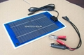 5W Flexi PV solar car battery charger