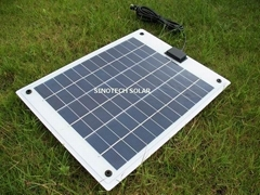 10W Semi Flexible solar