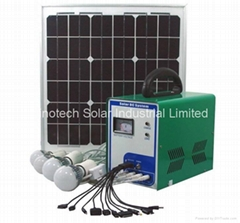 20W solar lighting system