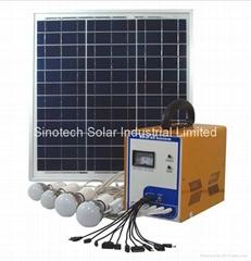 30W Solar lighting system