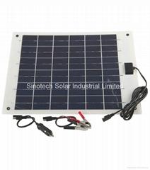 20W Flexi PV solar charg