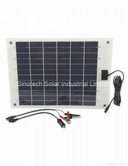 10W Flexi PV solar charg
