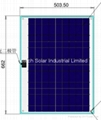 40W Semi Flexible solar panel