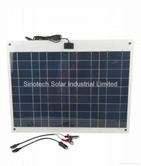 40W Flexi PV Marine solar kit (Hot Product - 1*)