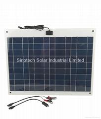 40W Flexi PV Marine solar kit (Hot Product - 1*)