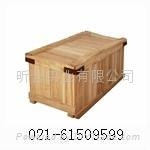 上海松江區木製包裝箱廠家長期供應可定製