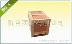 上海昕合厂家长期供应出口包装箱可定制
