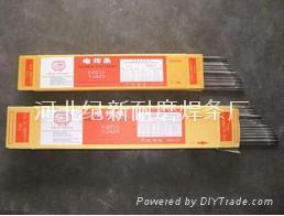 纯镍铸铁焊条 1