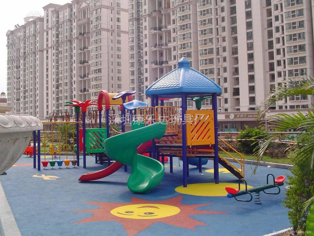 組合遊樂設施 1