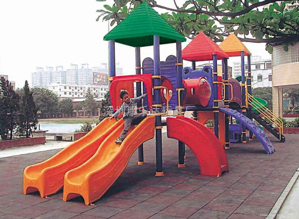 組合遊樂設施 2