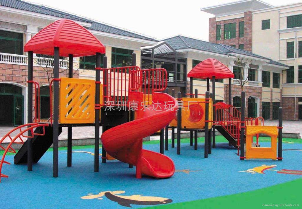 組合遊樂設施 3
