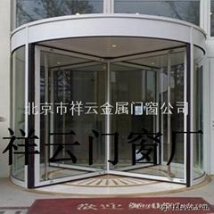 北京安装旋转门