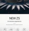 BOBOVR Z5 Earphone Virtual Reality VR Headset 3D VR Glasses