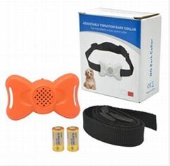 声音震动可调大小止吠器训狗器宠物狗用品