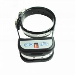 智能LED显示自动防水充电训狗器宠物止吠器