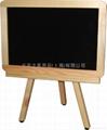 彩绘板画架组展示 2