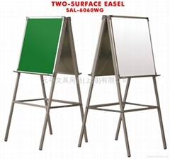TWO-SURFACE EASEL
