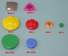 彩色磁铁及强力磁铁多用途磁铁