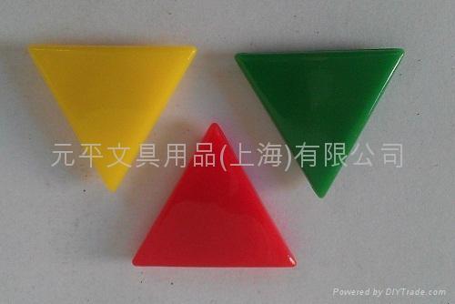 三角形磁鐵 1