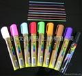 彩绘笔荧光笔