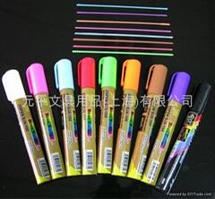 荧光笔彩色笔彩绘笔