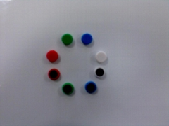 磁铁多色圆形磁铁