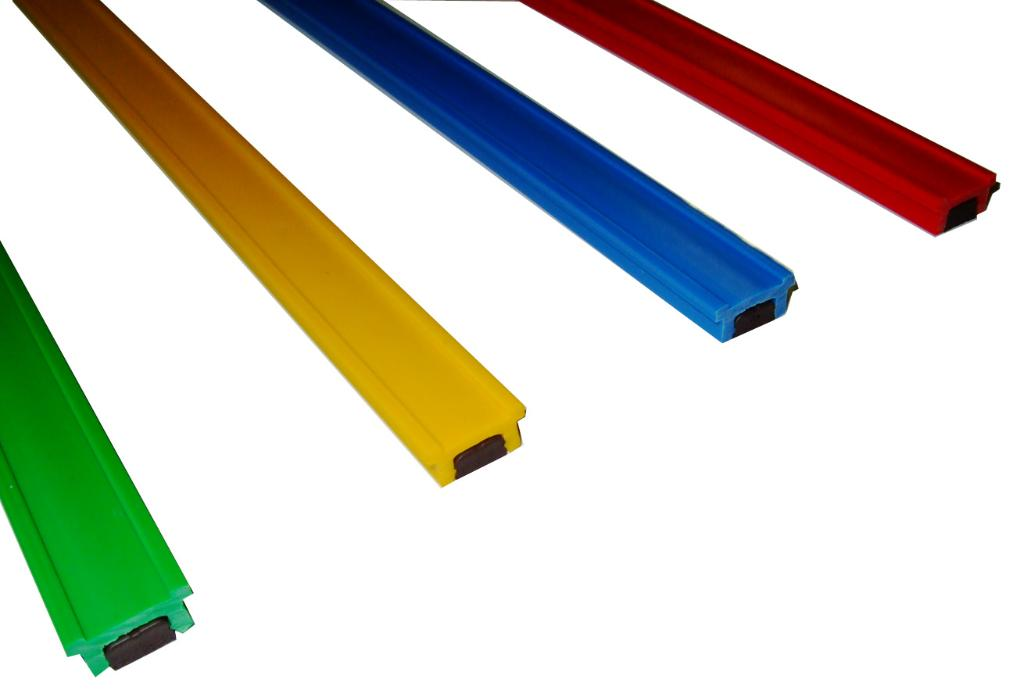 Magnetic Bar red, blue, yellow, green 2