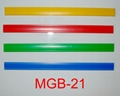 Magnetic Bar red, blue, yellow, green