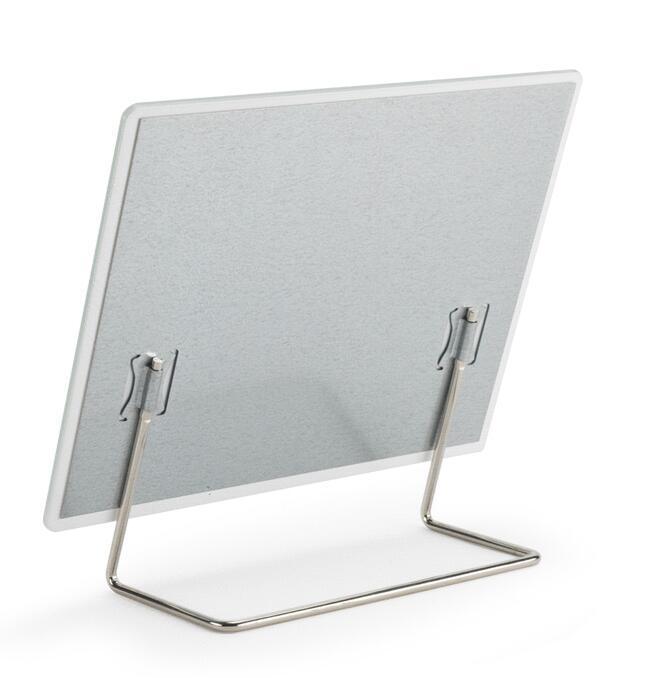 磁性鋼化玻璃桌面迷你寫字板 2